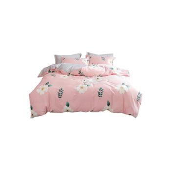 蕊丝坊/RIOUS 臻惠纯棉床单四件套 适用于1.5/1.8米床