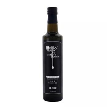 澳利欧Ailio澳利欧特级初榨橄榄油[白金级]500ml低温冷榨