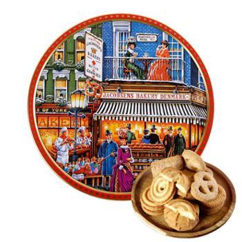 JACOBSENS/杰克布森 丹麦进口 黄油曲奇饼干 908g*2